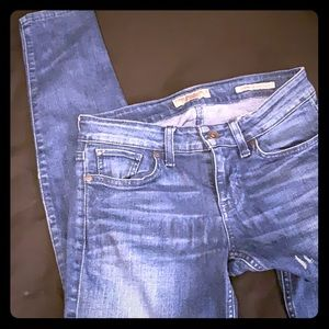 Guess Power Skinny Low Jeans 27 waist